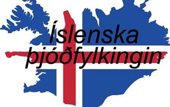 Íslenska þjóðfylkingin - Hausmynd